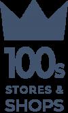Crown condos - shops